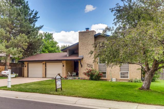 1212 Cedar Street, Broomfield, CO 80020 (MLS #4300455) :: 8z Real Estate