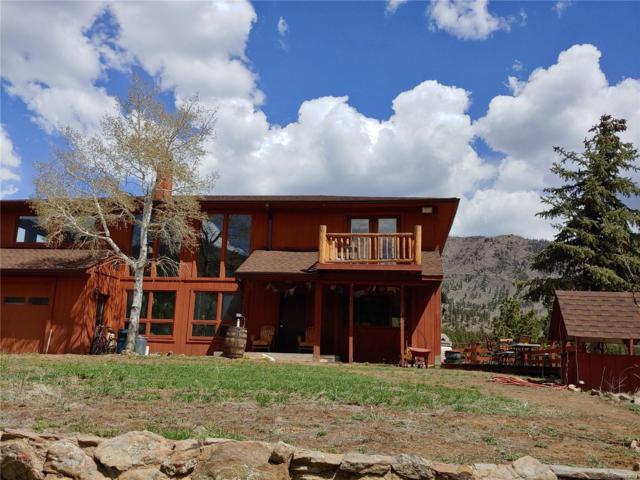 1919 Old Stagecoach Road, Bailey, CO 80421 (MLS #4300719) :: 8z Real Estate