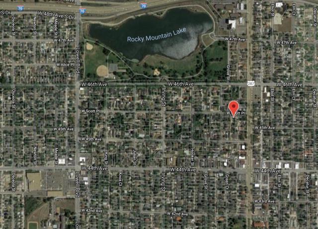 3032 W Scott Place, Denver, CO 80211 (#4300751) :: The Galo Garrido Group