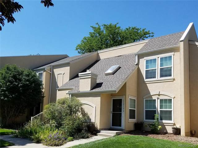 13196 E Linvale Place, Aurora, CO 80014 (#4301115) :: The Artisan Group at Keller Williams Premier Realty