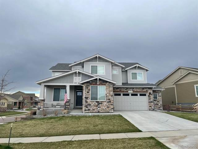 12110 Pine Post Drive, Parker, CO 80138 (#4301332) :: The Scott Futa Home Team