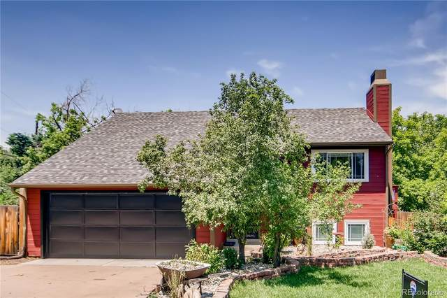 7947 W Brook Drive, Littleton, CO 80120 (#4301705) :: Bring Home Denver with Keller Williams Downtown Realty LLC