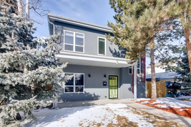2131 S Lafayette Street, Denver, CO 80210 (#4301803) :: The Heyl Group at Keller Williams