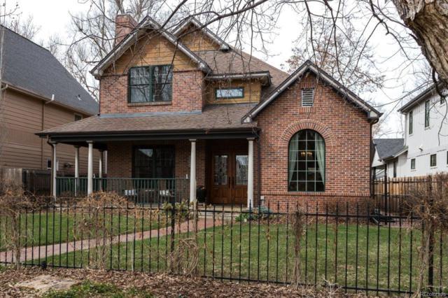 2539 S Saint Paul Street, Denver, CO 80210 (MLS #4302083) :: 8z Real Estate