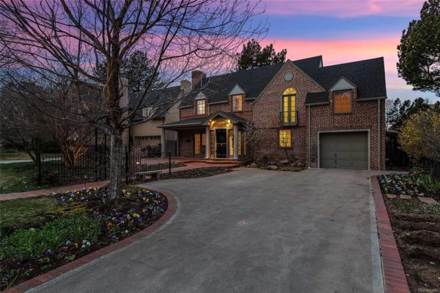 661 Bellaire Street, Denver, CO 80220 (#4302122) :: The Peak Properties Group