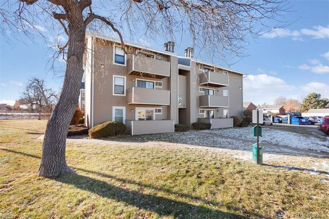10150 E Virginia Avenue 18-308, Denver, CO 80247 (MLS #4302357) :: Re/Max Alliance