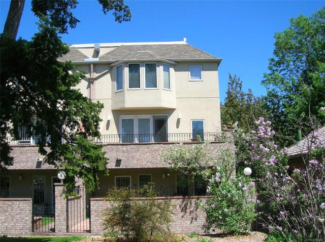 376 Emerson Street, Denver, CO 80218 (#4302655) :: The Pete Cook Home Group