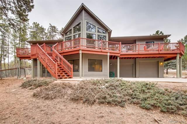 4801 Delaware Drive, Larkspur, CO 80118 (MLS #4302799) :: 8z Real Estate