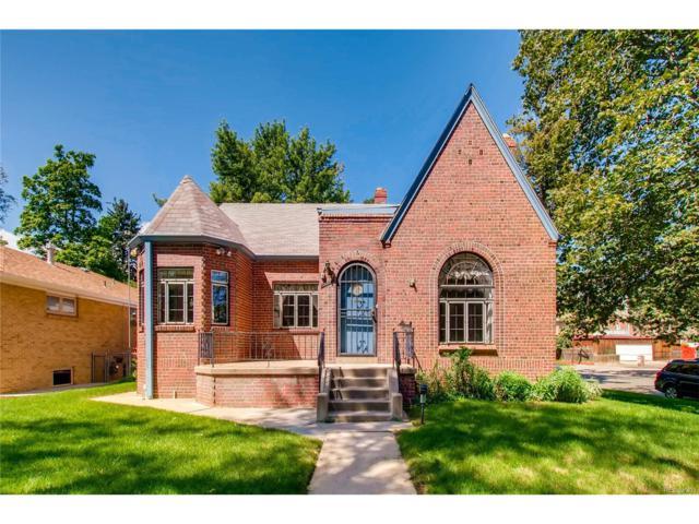 2085 Kearney Street, Denver, CO 80207 (MLS #4303276) :: 8z Real Estate