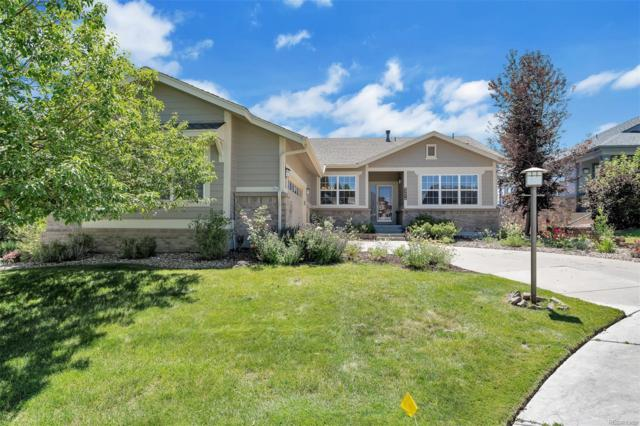 23474 E Heritage Parkway, Aurora, CO 80016 (#4303280) :: The Peak Properties Group
