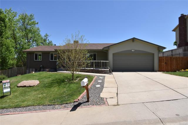 6784 Welch Court, Arvada, CO 80004 (#4303496) :: The Galo Garrido Group