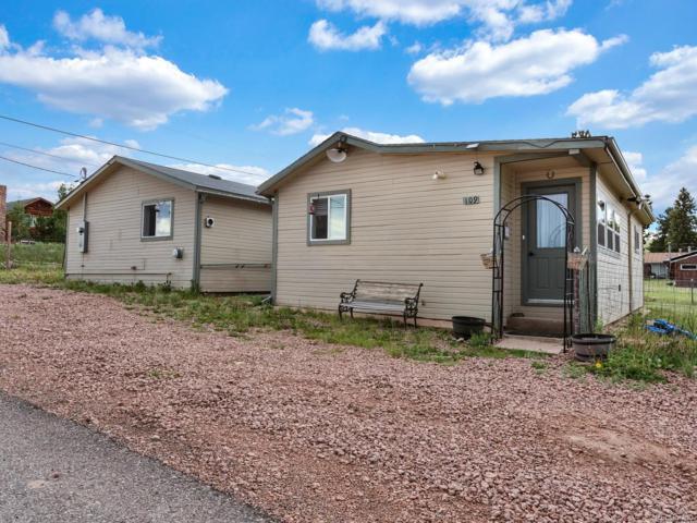 109 W Pike Peak Avenue, Cripple Creek, CO 80813 (MLS #4303725) :: 8z Real Estate
