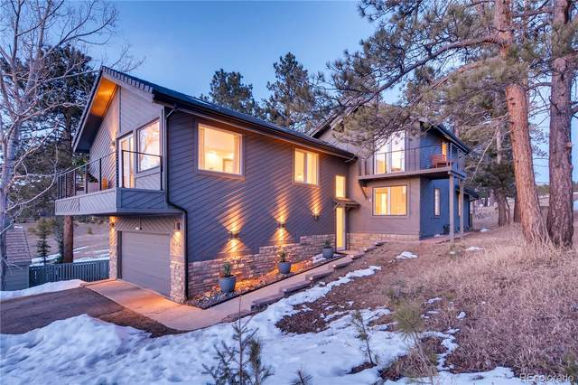 1521 Genesee Ridge Road, Golden, CO 80401 (#4304013) :: Arnie Stein Team | RE/MAX Masters Millennium