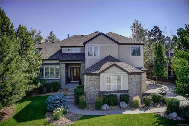 8335 Windhaven Drive, Parker, CO 80134 (#4304302) :: The Healey Group