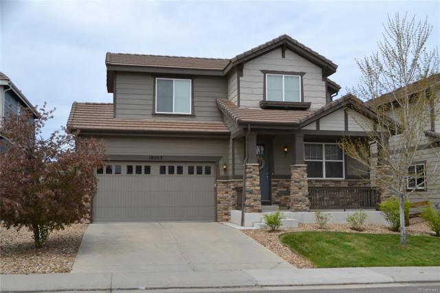 10263 Greenfield Circle, Parker, CO 80134 (#4304767) :: The Pete Cook Home Group