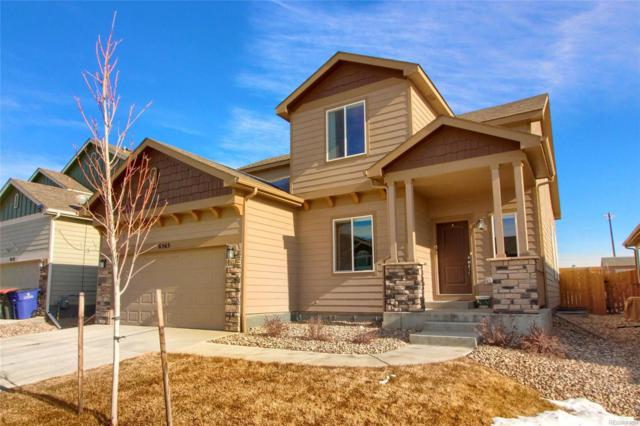 6565 Blue Spruce Street, Frederick, CO 80530 (#4304972) :: The Griffith Home Team