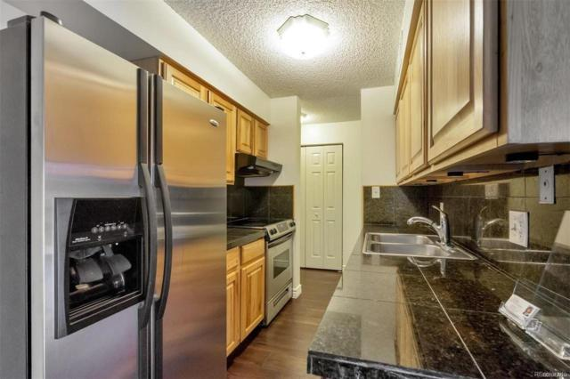 7665 E Quincy Avenue #205, Denver, CO 80237 (#4305083) :: The Heyl Group at Keller Williams