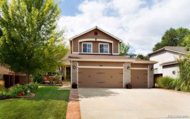 7881 Canvasback Circle, Littleton, CO 80125 (#4305258) :: The HomeSmiths Team - Keller Williams