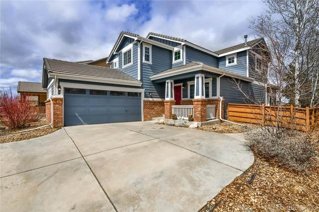 16739 E 106th Place, Commerce City, CO 80022 (#4305604) :: The DeGrood Team
