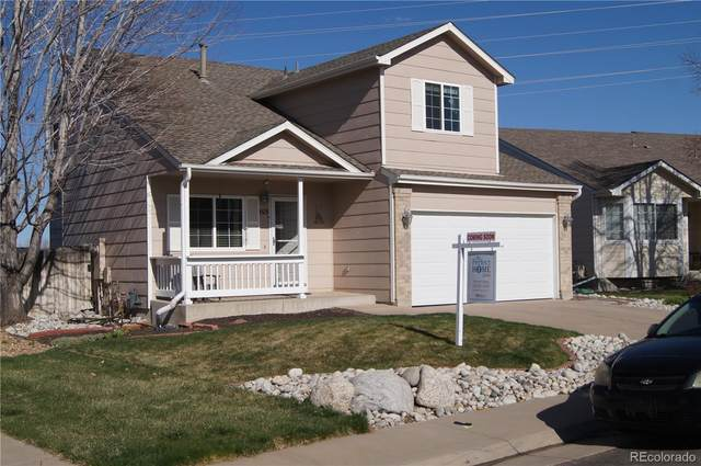 4328 S Halifax Street, Centennial, CO 80015 (#4305689) :: Bring Home Denver with Keller Williams Downtown Realty LLC