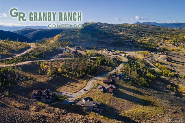 525 Shoshoni Lane, Granby, CO 80446 (#4305742) :: The Margolis Team