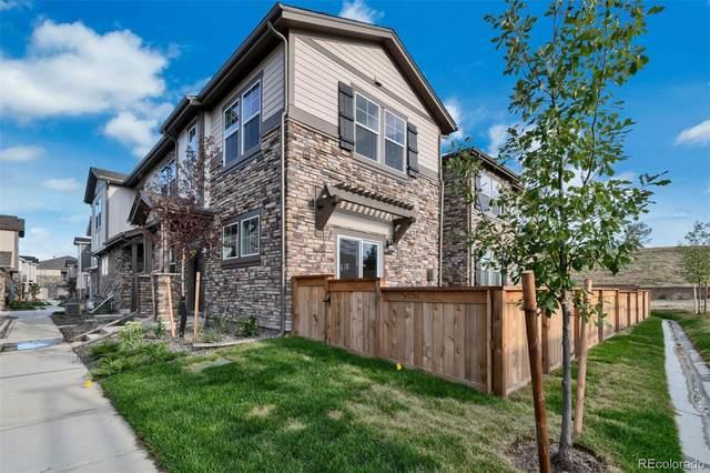 24596 E Calhoun Place A, Aurora, CO 80016 (MLS #4306319) :: Keller Williams Realty
