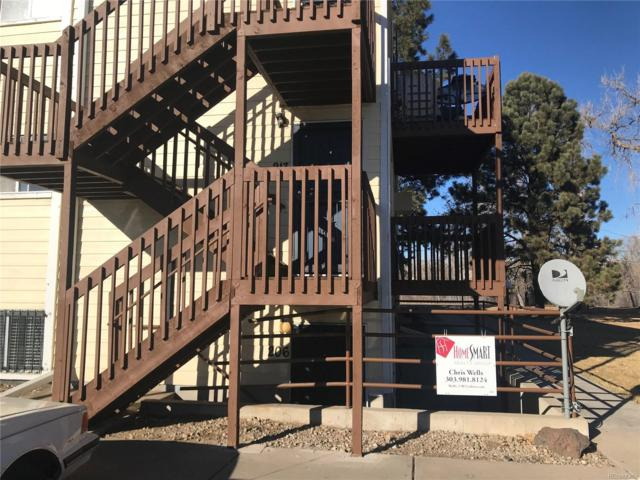 9340 W 49th Avenue #206, Wheat Ridge, CO 80033 (#4306326) :: The Peak Properties Group
