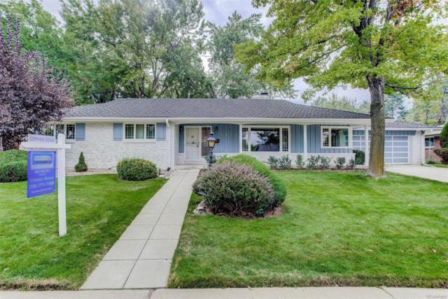 3030 E Bates Avenue, Denver, CO 80210 (#4306365) :: Wisdom Real Estate