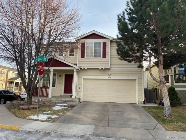 4113 W Kenyon, Denver, CO 80236 (#4306402) :: HomeSmart