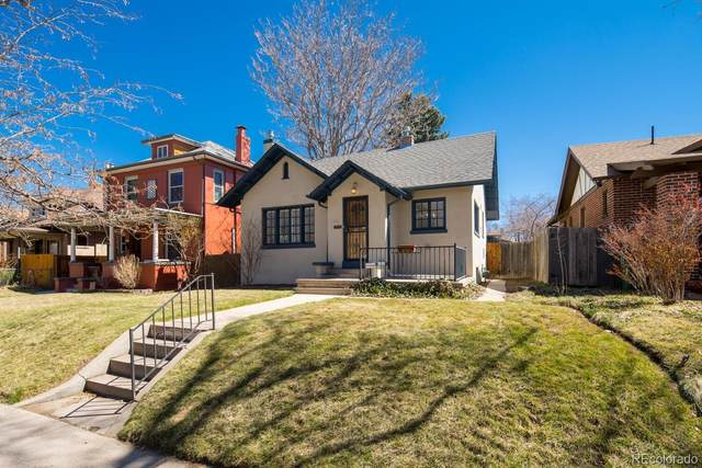 1050 Steele Street, Denver, CO 80206 (#4306420) :: Re/Max Structure
