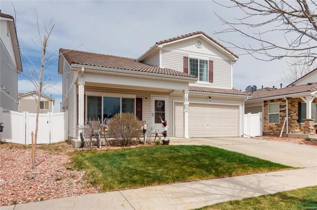 20495 E 55th Place, Denver, CO 80249 (#4306929) :: The DeGrood Team