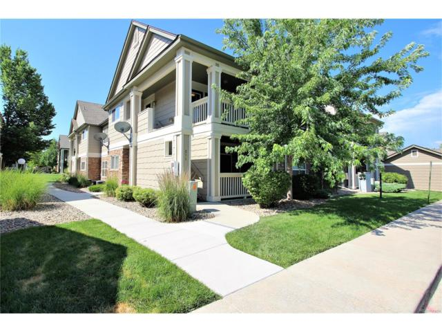 4385 S Balsam Street 7-201, Denver, CO 80123 (MLS #4307306) :: 8z Real Estate