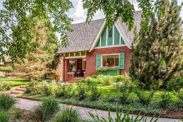 312 N Ogden Street, Denver, CO 80218 (#4307477) :: The Colorado Foothills Team | Berkshire Hathaway Elevated Living Real Estate
