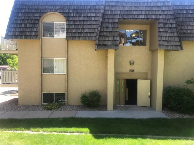 7625 E Quincy Avenue #101, Denver, CO 80237 (MLS #4307655) :: 8z Real Estate