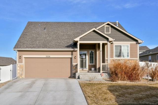 2224 76th Avenue Court, Greeley, CO 80634 (#4307713) :: The Heyl Group at Keller Williams