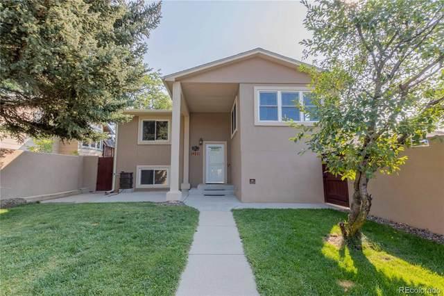 931 N 18th Street, Colorado Springs, CO 80904 (#4308156) :: Venterra Real Estate LLC