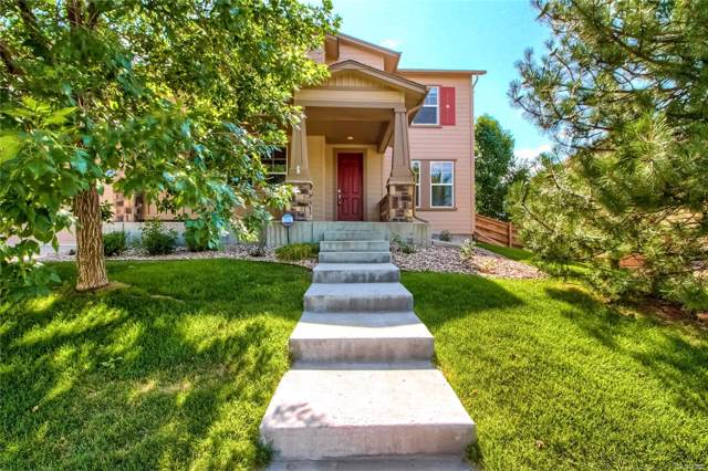 16638 E 106th Drive, Commerce City, CO 80022 (MLS #4308831) :: Bliss Realty Group