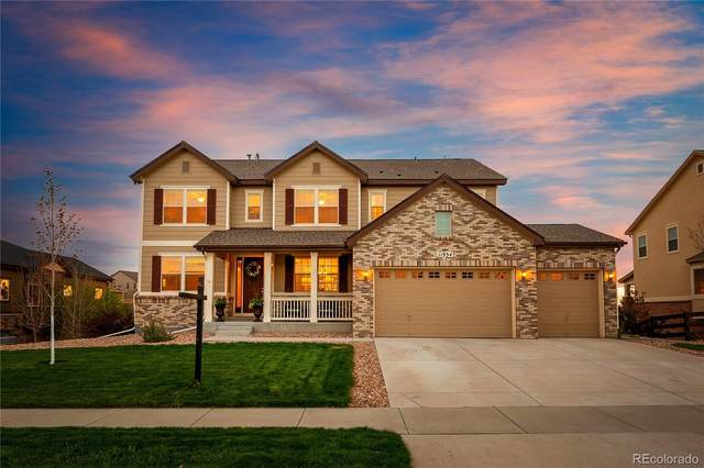 11934 S Meander Way, Parker, CO 80138 (#4309070) :: Berkshire Hathaway HomeServices Innovative Real Estate