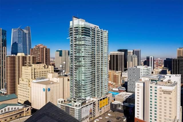 891 14th Street #3011, Denver, CO 80202 (MLS #4309130) :: Find Colorado