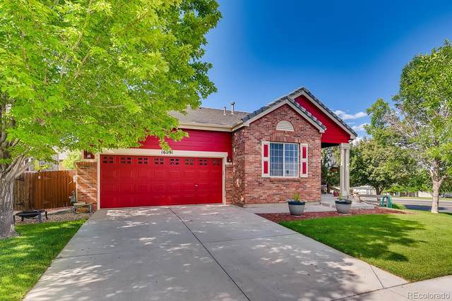 16091 E 96th Place, Commerce City, CO 80022 (MLS #4309480) :: 8z Real Estate