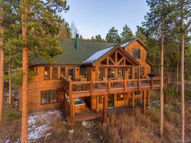 23 Sunflower Circle, Keystone, CO 80435 (#4309711) :: The Dixon Group