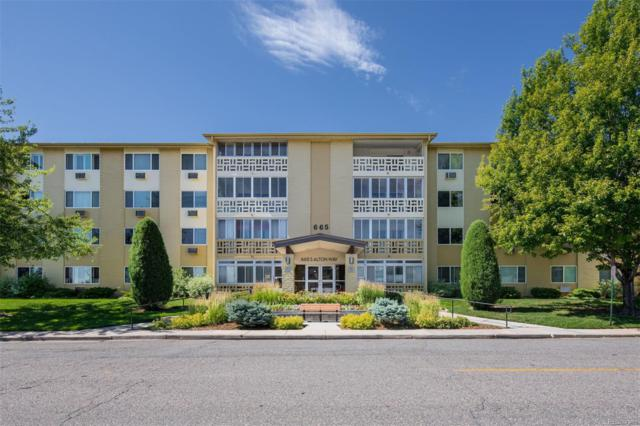 665 S Alton Way 8B, Denver, CO 80247 (#4309839) :: The Healey Group