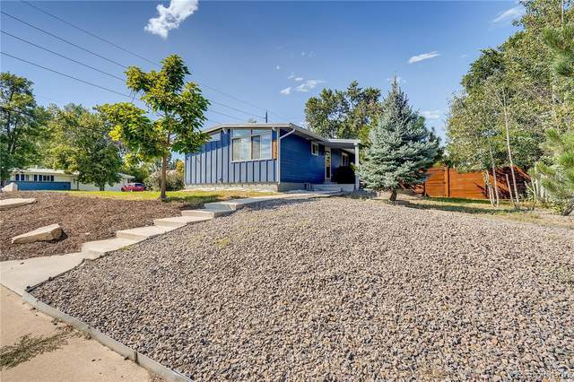 10793 W 67th Place, Arvada, CO 80004 (#4309901) :: The DeGrood Team