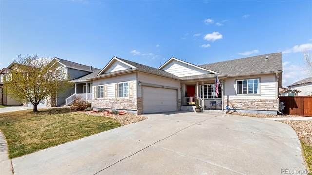 239 Firestone Circle, Lochbuie, CO 80603 (MLS #4310314) :: Wheelhouse Realty