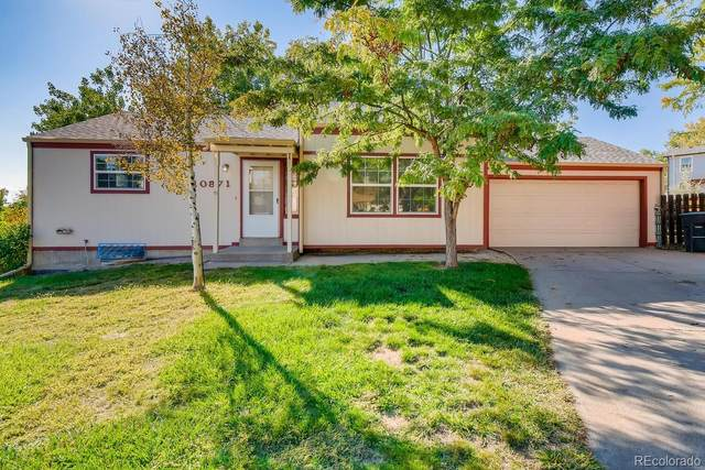 10871 Albion Place, Thornton, CO 80233 (MLS #4310809) :: 8z Real Estate