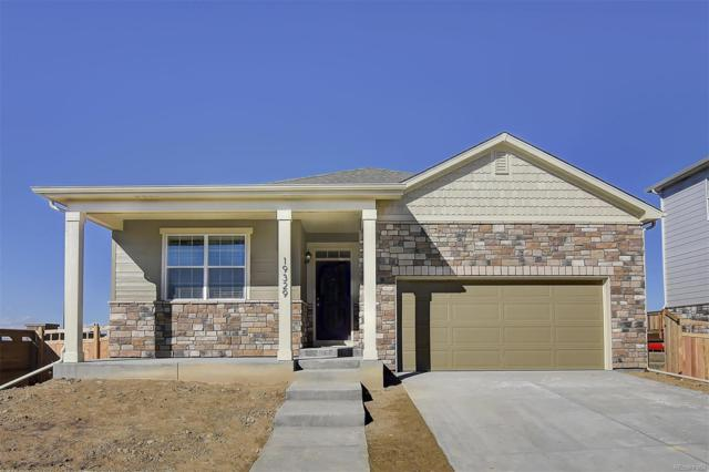 1918 Shadow Creek Drive, Castle Rock, CO 80104 (#4311333) :: The HomeSmiths Team - Keller Williams