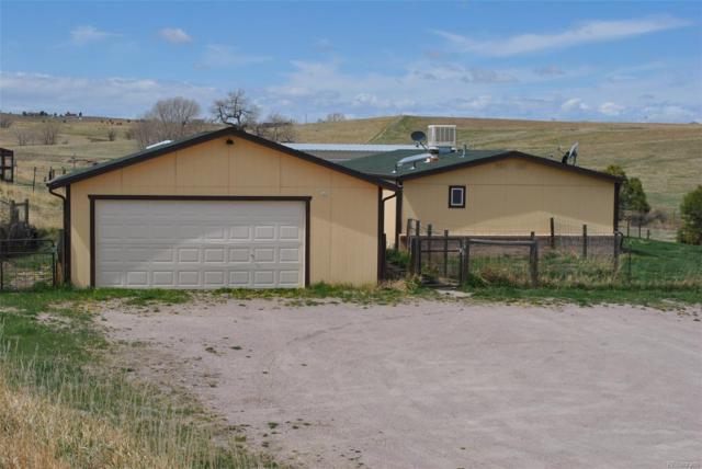 9240 Highway 86, Kiowa, CO 80117 (MLS #4311635) :: 8z Real Estate