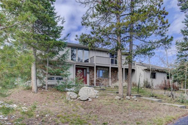 8281 Tim Tam Trail, Evergreen, CO 80439 (MLS #4311804) :: 8z Real Estate