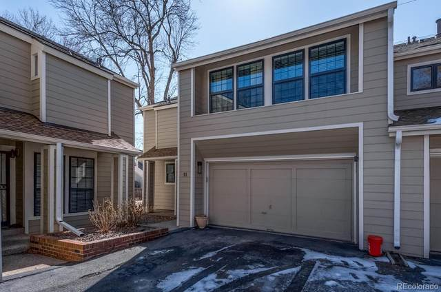 1011 Pierce Street #11, Lakewood, CO 80214 (MLS #4312005) :: 8z Real Estate