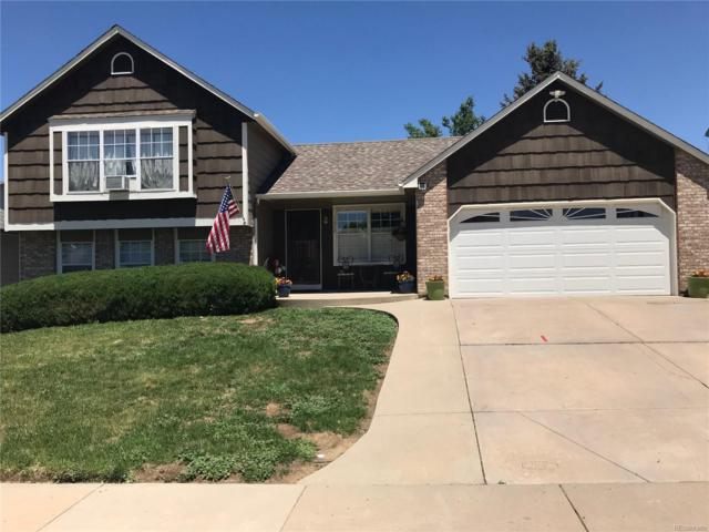 1672 S Espana Way, Aurora, CO 80017 (#4312056) :: The Gilbert Group